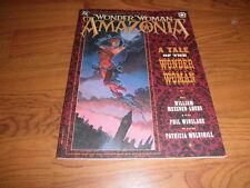 Wonder Woman: Amazonia (1997, Dc)-1st Print