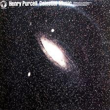 Henry Purcell Celestial Music 1968 Stereo TPLS 13011
