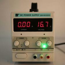 5a 30v Dc Power Supply Adjustable Led Display Digital Variable Precision For Lab