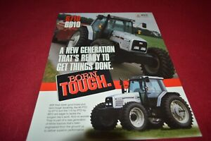 White 6710 6810 Tractor Dealer's Brochure AMIL15