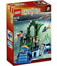 LEGO Harry Potter Series 1 Goblet of Fire Rescue from the Merpeople Set #4762