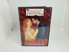 Shakespeare In Love Dvd Comedy 1998