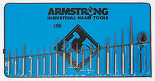 Armstrong 70-550   19 Piece Punch and Chisel Set