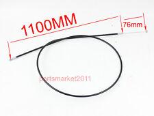 """110CM 43.3"""" Choke Cable For 150CC 200CC 250CC ATV Quad taotao roketa Sunl BMX"""