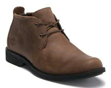 NEW Timberland Earthkeepers City Lite Chukka Boots Brown Leather Mens Size 13 M