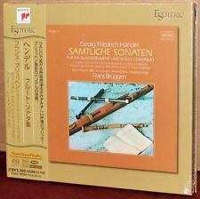 ESOTERIC SACD ESSS-90056: Handel Wind Instrument Sonatas - OOP JAPAN 2011 SEALED