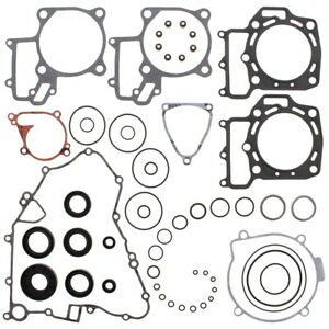 Vertex Complete Gasket Set with Oil Seals - Kawasaki KVF750 Brute Force 05-12, T