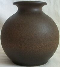 pottery vase made in Germany by Silberdistel  Johann and Grete Breu