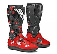 SIDI CROSSFIRE 3 SRS RED/RED/BLACK MOTOCROSS/OFF-ROAD BOOTS