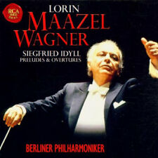 Lorin Maazel-Maazel Orchestra Wagner vol. 2: Siegfried Idyll. Preludes & overtur