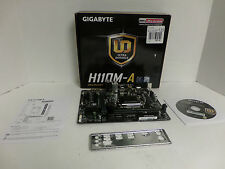 GIGABYTE LGA1151 Intel H110 Micro ATX DDR4 Motherboard GA-H110M-A (#2)