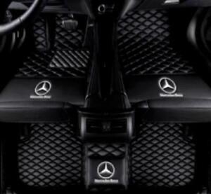 For Mercedes Benz GLS GLK GLE GLC GLA CLS CLK CLA Car Floor Mats