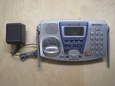 Panasonic Kx-Tg2740S 2.4 Ghz 2 Lines Cordless Phone Main Base