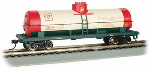 Bachmann 17801 HO NP&S #721 - 40' Single-Dome Tank Car