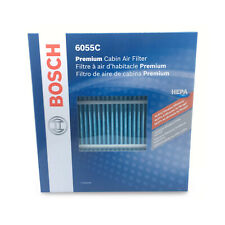 Cabin Air Filter Bosch Hepa 6055C For Lexus Pontaic Scion Subaru Toyota