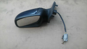 FORD MONDEO MK3 PASSENGER SIDE ELECTRIC POWER FOLD & PUDDLE LIGHT WING MIRROR