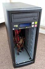 Acard-de 1-7/1 a 7-Torre Duplicadora Copiadora Quemador con 500Gb HDD-Barebone