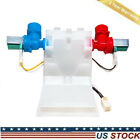 Washer Water Inlet Valve W10144820 for Whirlpool Kenmore AP4371093 PS2347919 OEM photo