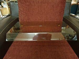 Capot plexiglass pour platine vinyle combiné PHILIPS 972 (55,8cm x 32,5cm)