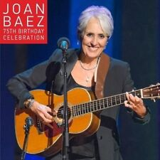 75th Birthday Celebration by Joan Baez (CD, Jun-2016, 3 Discs, Razor & Tie)