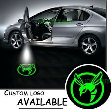 Car Logo Door Decoration Light Ghost Shadow LED Laser Projector THE GREEN HORNET