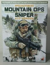 HOT TOYS 1/6 SPECIAL FORCES MOUNTAIN OPS SNIPER ACU VERSION