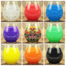 1000Pcs Fun Magical Water Plant  Jelly Crystal Soil Mud Hydro Pearls Beads Balls