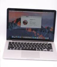 """Portátiles de Apple MacBook Pro Año de lanzamiento 2013 13,3"""""""
