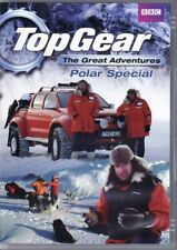 """Top Gear: The Great Adventures - DVD """"1st CLASS SAME DAY POSTAGE"""" NEW"""
