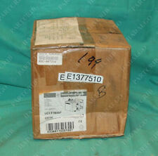 Telemecanique LC1-F185G7 Contactor LC1F185 127V 40A 400Hz NEW