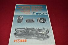 Hobbs Heavy Duty Peanut Equipment Dealers Brochure LZPA