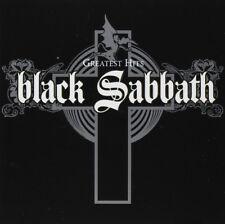 BLACK SABBATH (GREATEST HITS CD SEALED + FREE POST)