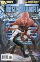 Mister Terrific #4 Comic Book 2011 New 52 - DC
