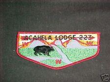 Acahela 223 f5a flap