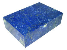 """BUTW Hand Crafted Lapis Lazuli 6"""" Jewelry Box Gorgeous Color 8180D dl"""