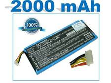 Battery for Crestron TPMC-8X, TPMC-8X WiFi, 6502269, TPMC-8X-BTP, 81-215-360012