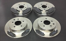 NISSAN X-TRAIL XTRAIL 01-07 2.0 2.2 TDCi 2.5 FRONT & REAR BRAKE DISCS AND PADS