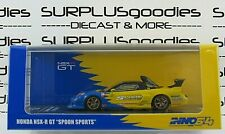 INNO64 1:64 Scale 2020 Release HONDA NSX-R GT #95 Tuned by Spoon Sports