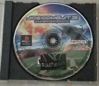 Ace Combat 3: Electrosphere Playstation 1 2 3 PS1 PS2 PS3 USED Disc Only Good