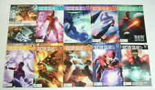 Doctor Solar, Man of the Atom #1-8 VF/NM complete series + FCBD + variant set