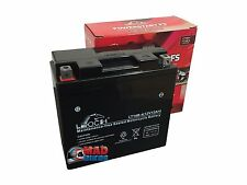 YT14B4, SEALED AGM MOTORCYCLE BATTERY ALSO REPLACES CT14B4, GT14B4, YT14BBS