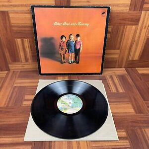 PETER, PAUL AND MARY - PETER, PAUL AND MOMMY - FOLK VINYL LP