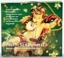 CD FESTLICHES KONZERT 2 - Famosi Canti di natale per Cantare insieme