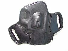 "S&W 21/2"" L Frame Ambidextrous Black Leather Open top Holster byTAGUA  BH3-900"