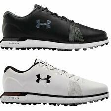 Under Armour 2020 UA HOVR Fade SL Wide E Waterproof Mens Spikeless Golf Shoes