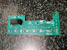 WHIRLPOOL AWO D5556 Washing Machine User Interface Board & Display 461971403701
