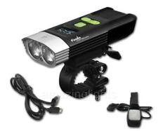 FENIX BC30R 1800 Lumen Dual-LED Rechargeable Bike Light & Digital Display Screen