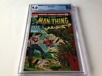 MAN-THING 2 CGC 9.0 1ST RICHARD RORY STEVE GERBER VAL MAYERIK MARVEL COMICS