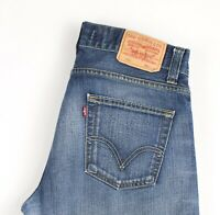 Levi's Strauss & Co Hommes 506 Jeans Jambe Droite Taille W34 L36 AVZ230