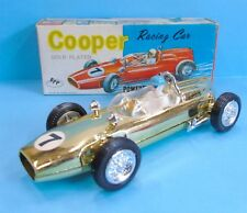 22581 BPP / HONG KONG / PLASTIQUE FRICTION / 1004 F1 COOPER RACING CAR N°7 1/32